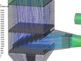 Flow modeling - Accumulator ME inlet flow